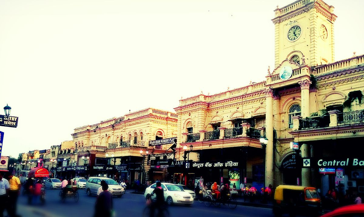 Hazratganj-The Heart of Lucknow