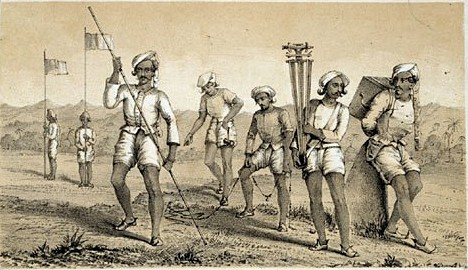 The Task of Measuring India
