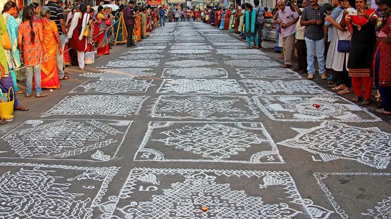 Weaving Through History in Chennai's Mylapore