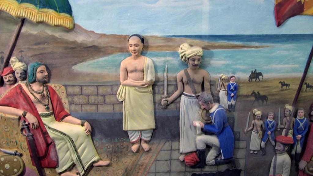 Marthanda Varma and the Battle of Colachel