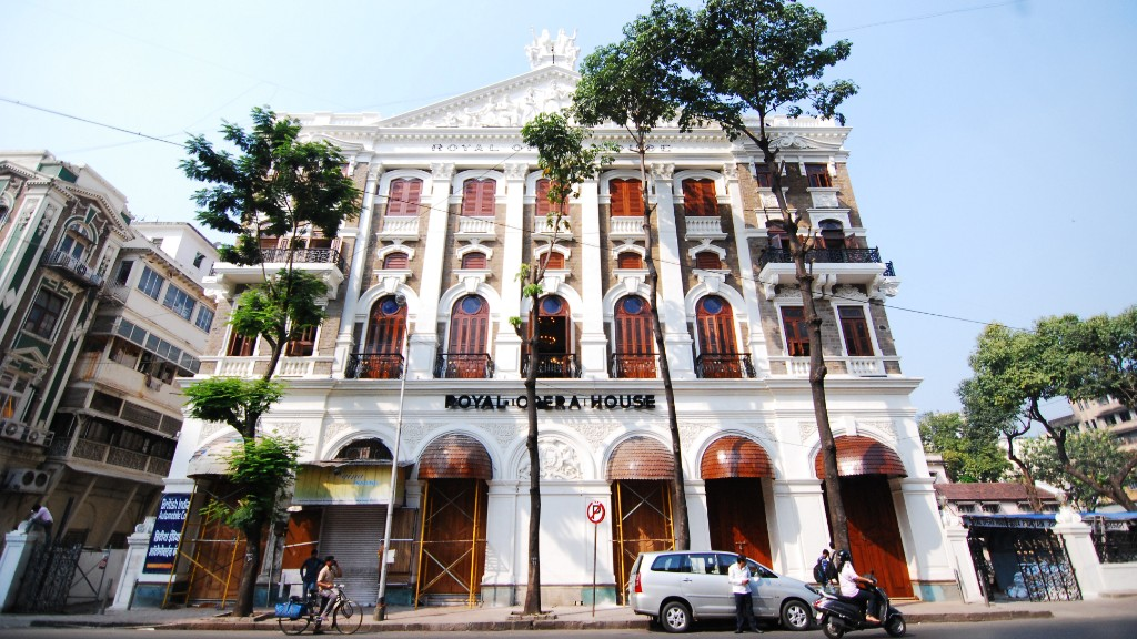 Inside India's Only Opera House | Tales & Trails