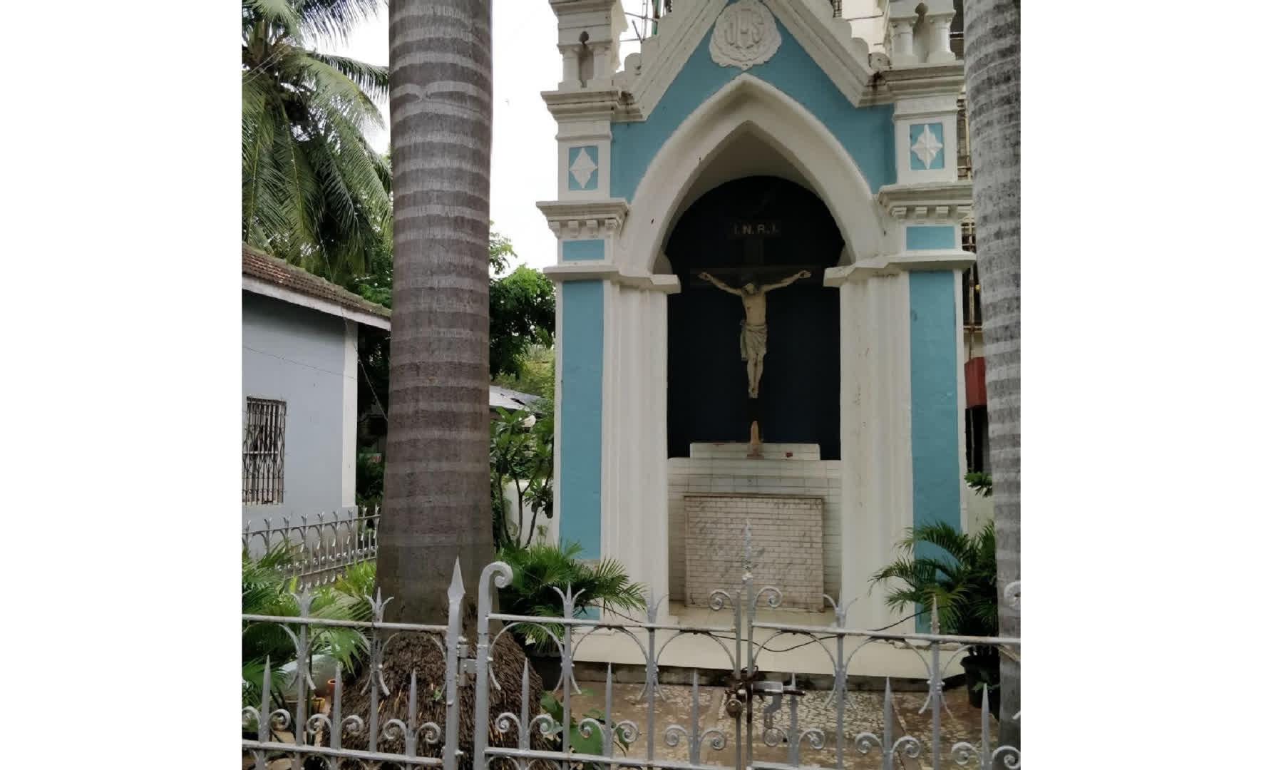 Rewinding in Bandra's Heritage Quarter