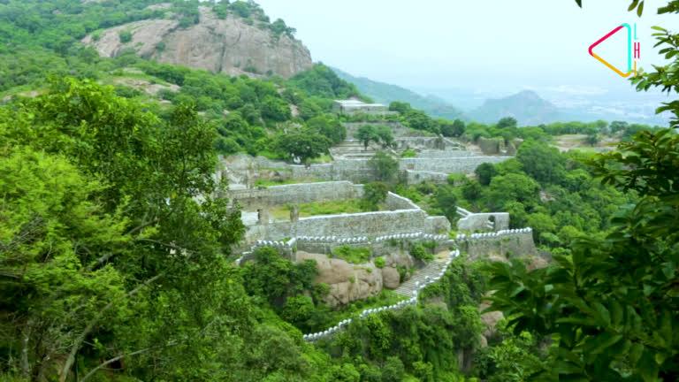 Kondapalli Fort's Royal Past