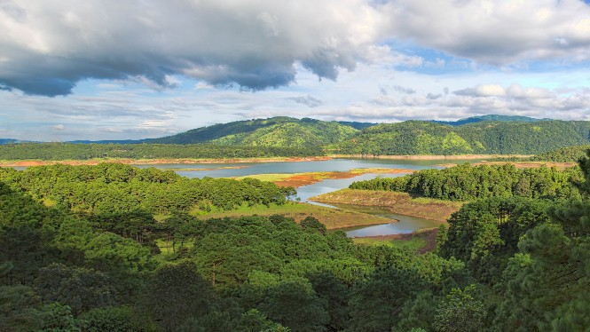 When Meghalaya was an Island