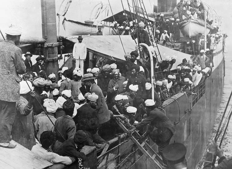 The Saga of the Komagata Maru