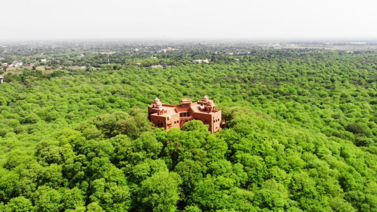 Ranthambore- History in the Tiger's Lair