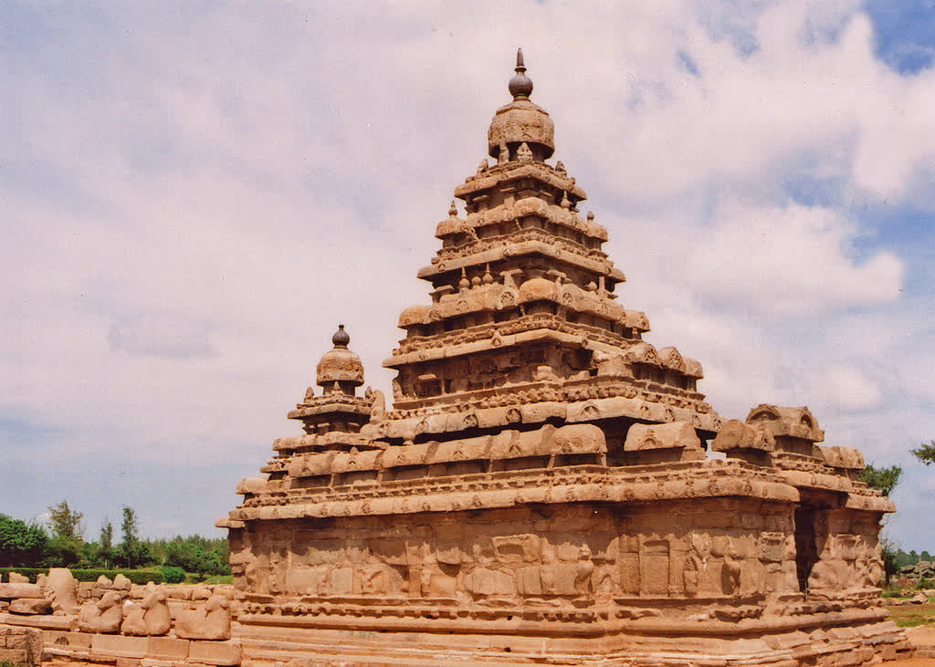 Mahabalipuram: The Temple that Rose from the Sea