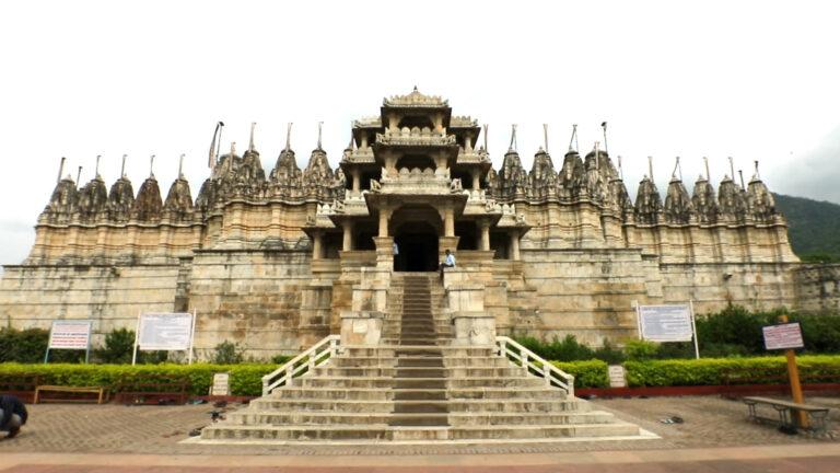 Ranakpur: A Carved Wonder
