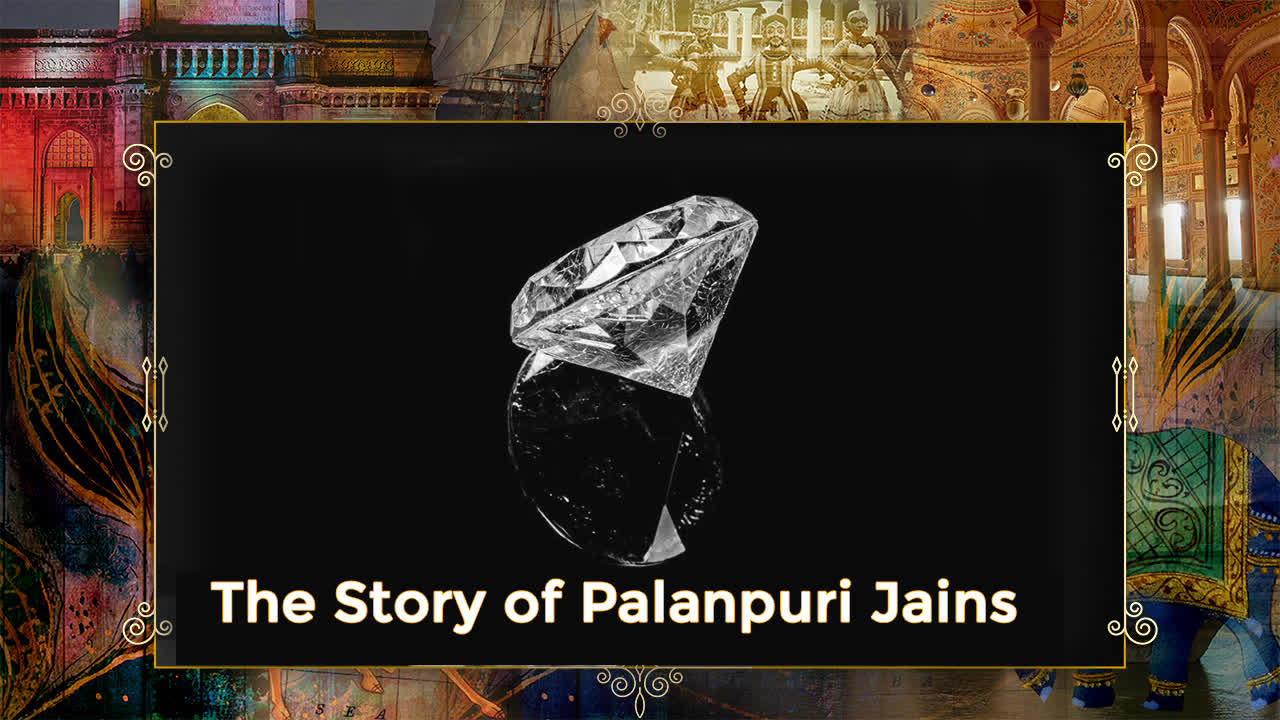 The Story of  Palanpuri Jains