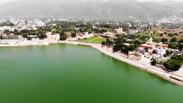 Pushkar's Sacred Waters
