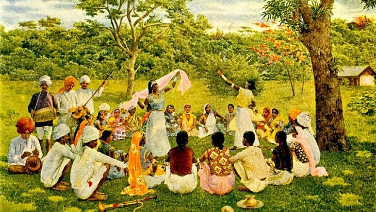 The Girmityas of the Caribbean