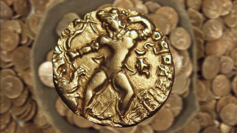 The Bayana Hoard of Gupta Coins