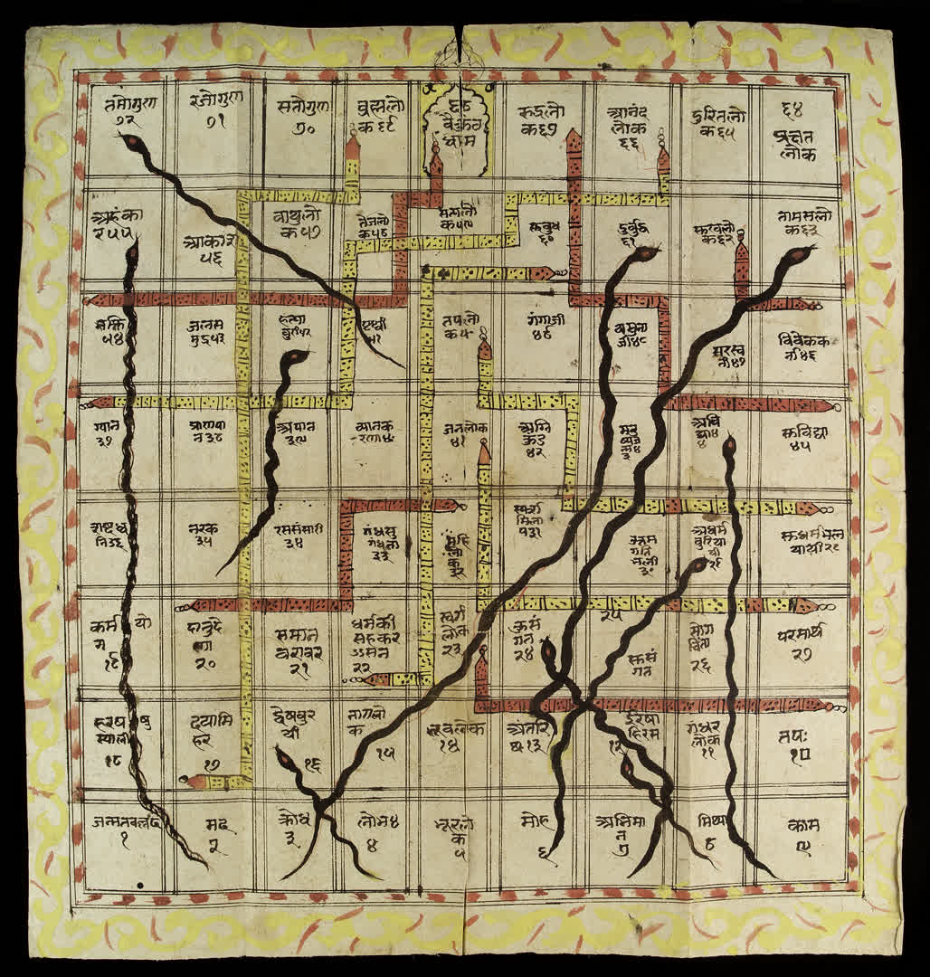 Philosophy and Snakes & Ladders