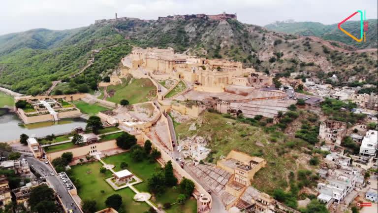 Jaipur's Historic Forts
