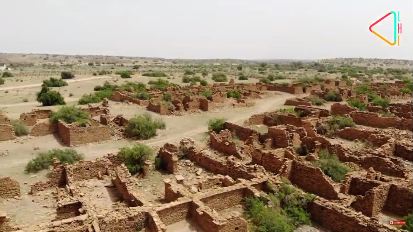 Kuldhara: The Abandoned Village