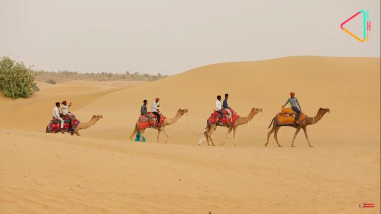 Jaisalmer's Desert Outpost