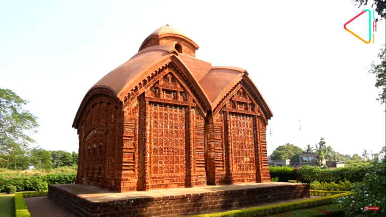 Bishnupur's Temples of the Earth | Tales & Trails