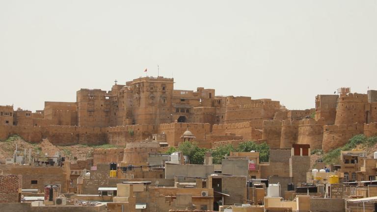 Jaisalmer: The Golden City