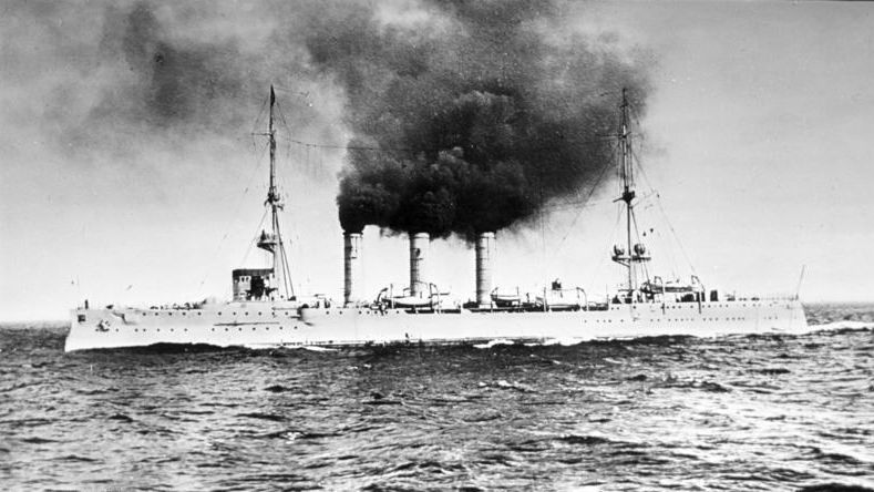 SMS Emden: Terror of the Bay of Bengal