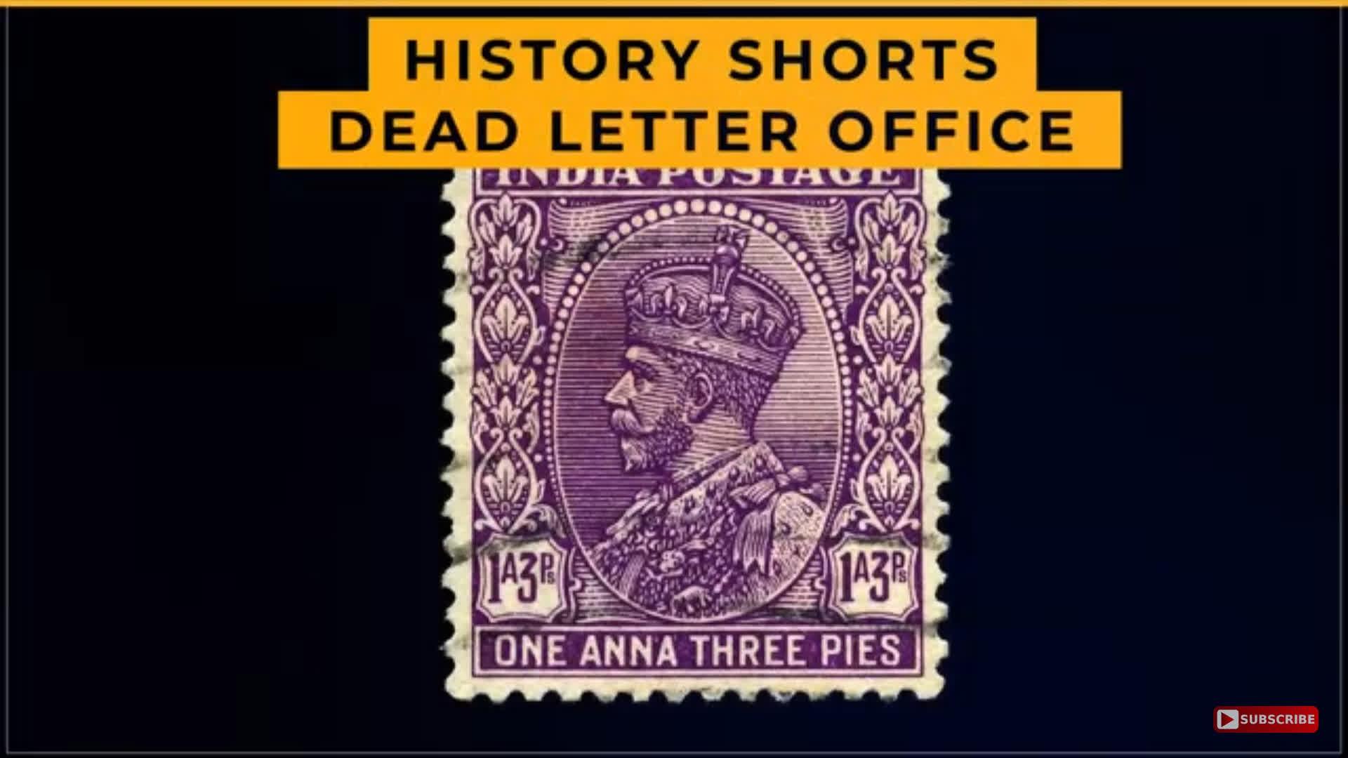 Kolkata's Dead Letter Office   History Shorts
