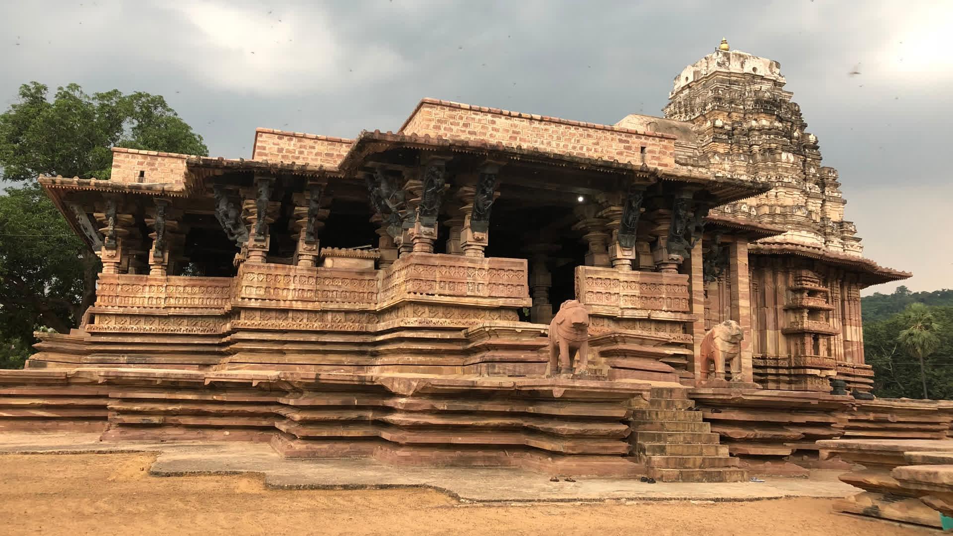 Ramappa Temple: Legacy of the Kakatiyas