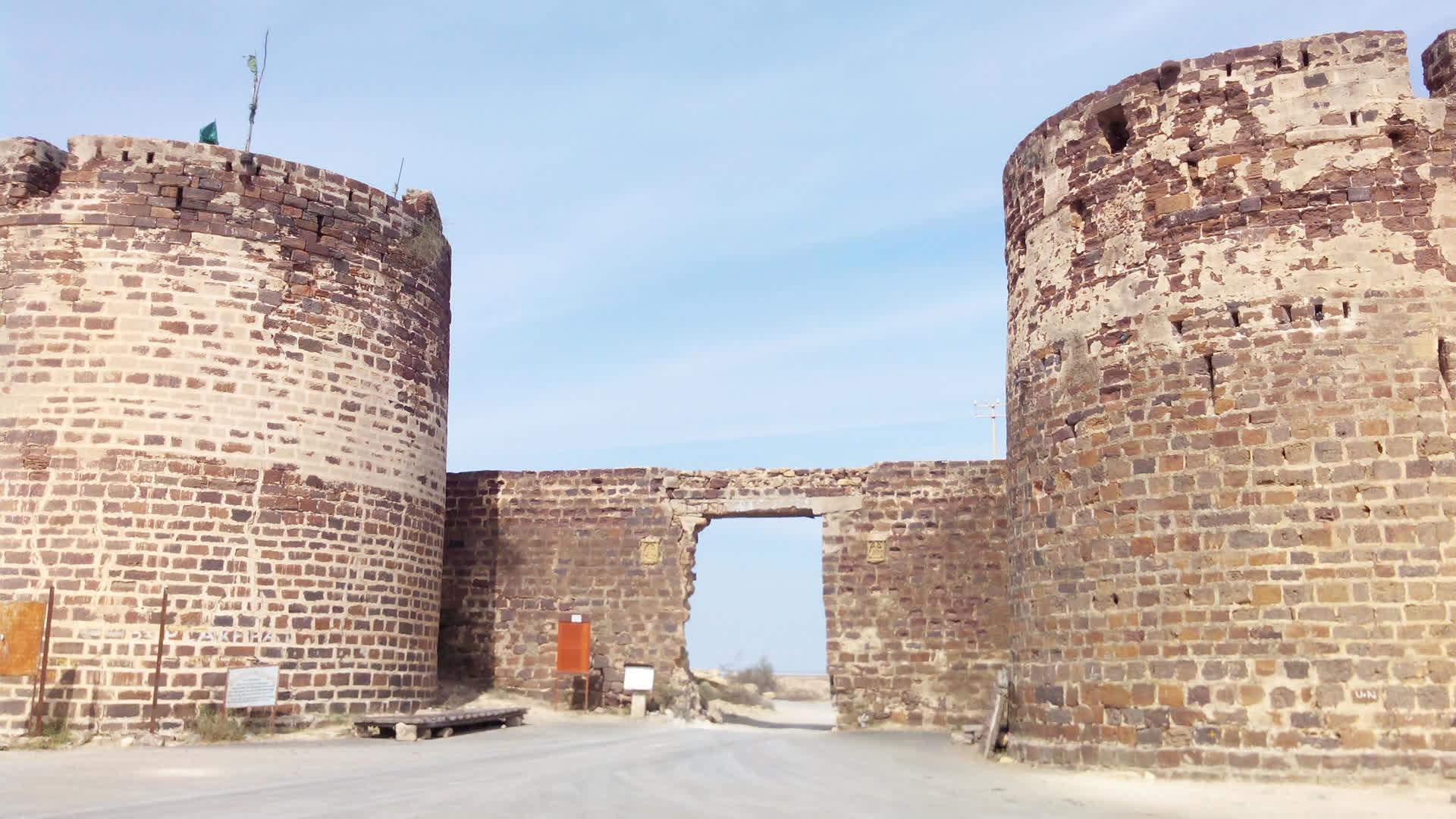Lakhpat: The Last Bastion