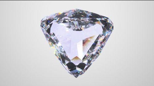 Nassak Diamond: From The Crown of Shiva