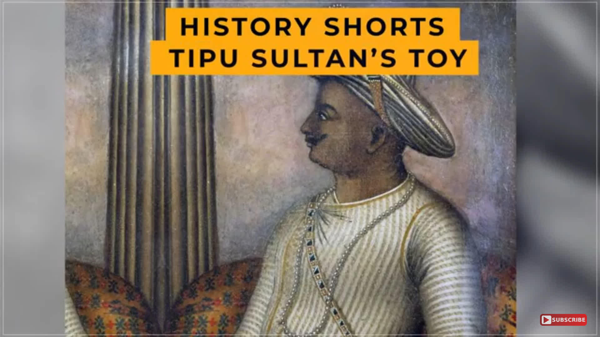 Tipu Sultan's Toy | History Shorts