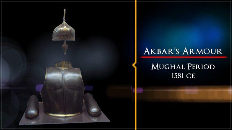 Akbar's Armour | Treasures of India