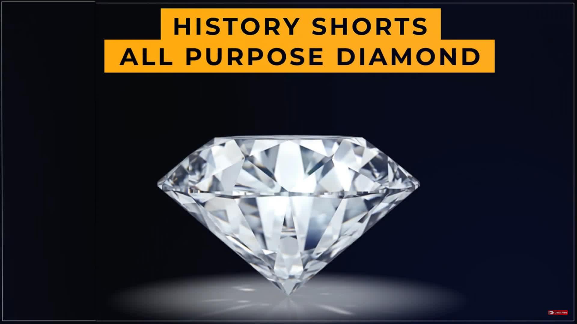 All Purpose Diamond | History Shorts