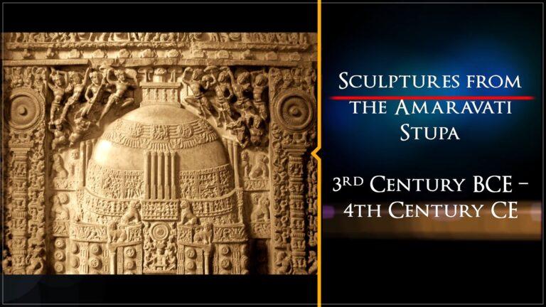 The Amaravati Sculptures | Treasures of India