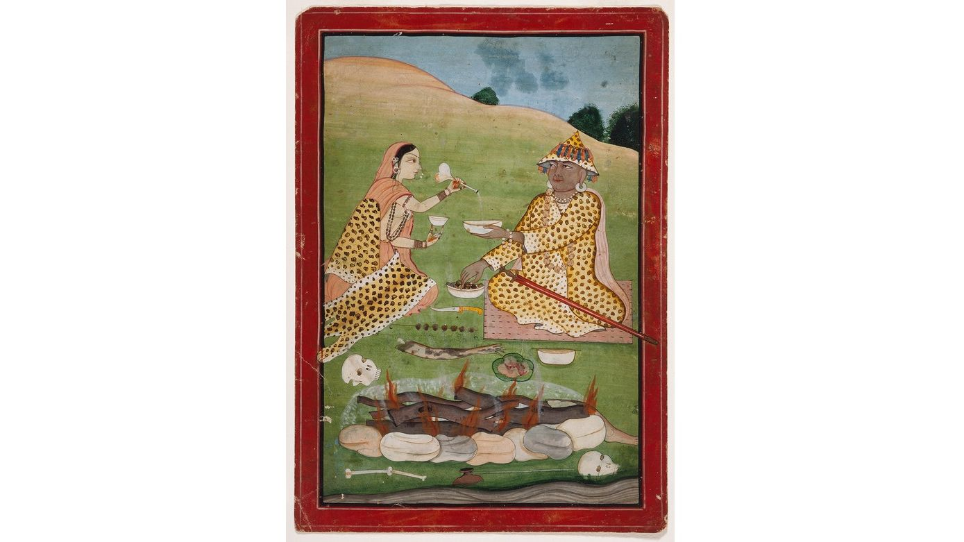 What Indians Ate in the 12th Century