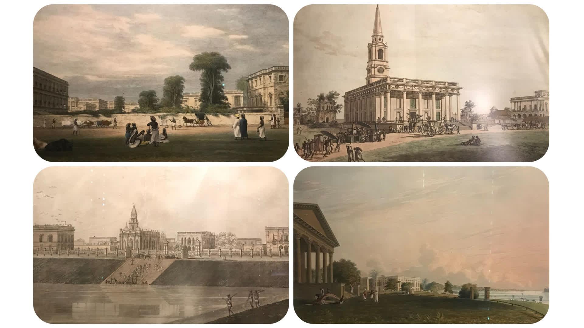 The Old Calcutta Captured