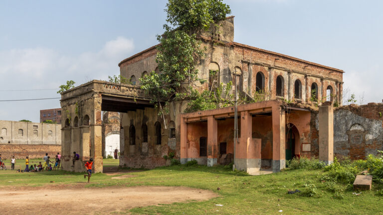 The Monastery that Tells a Tale