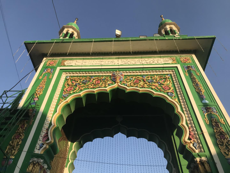 Honouring Mumbai's Sufi Saint