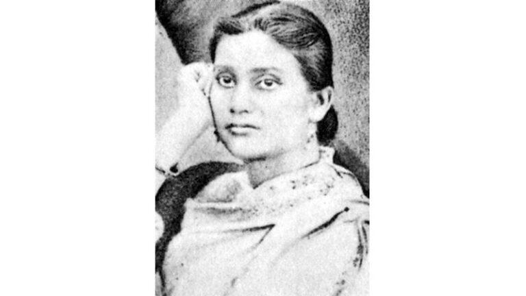 Kadambini Ganguly:  Pioneer of Women's Rights