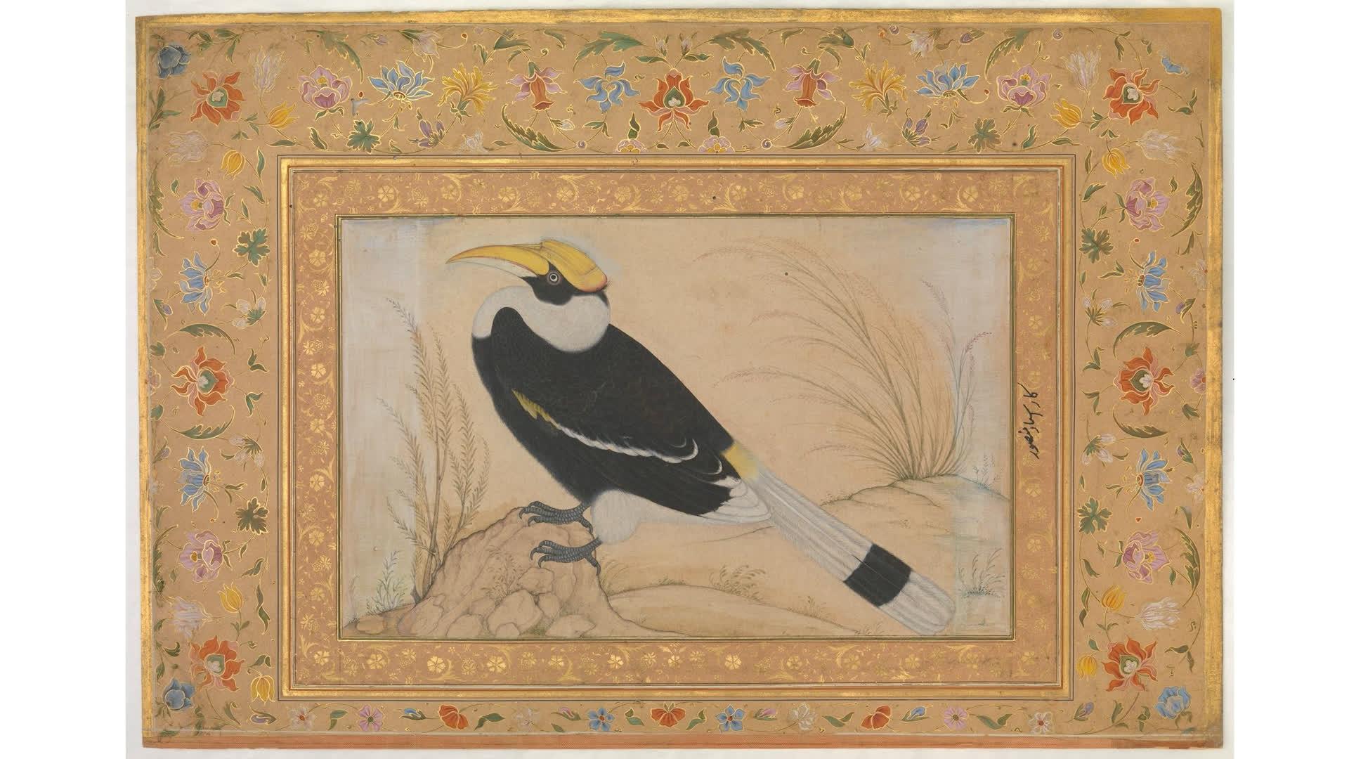 Ustad Mansur – A Wonder Of His Age
