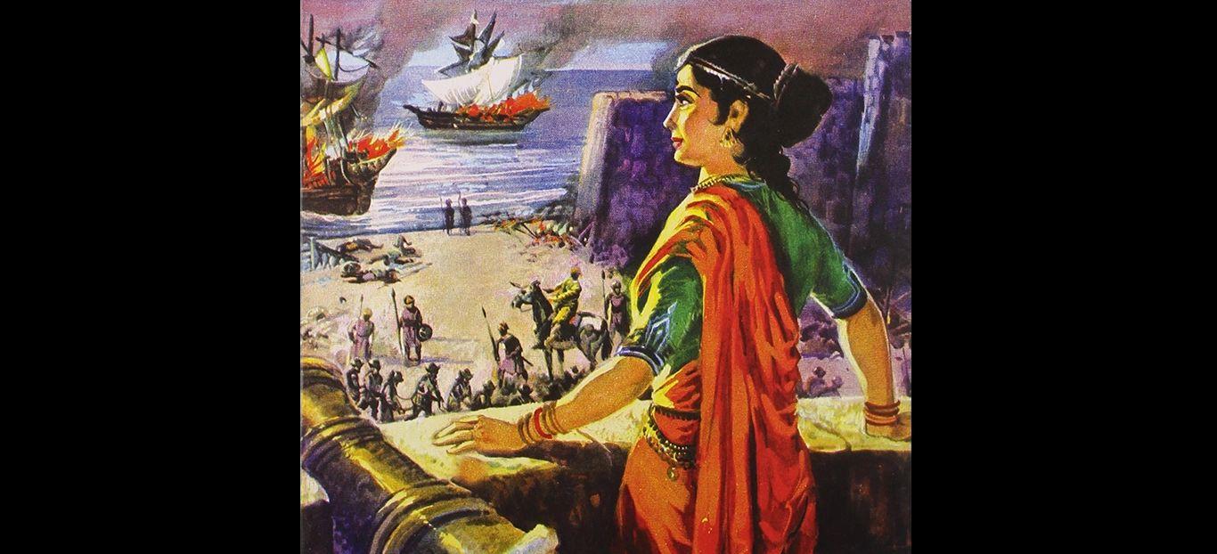Ullal's Warrior Queen