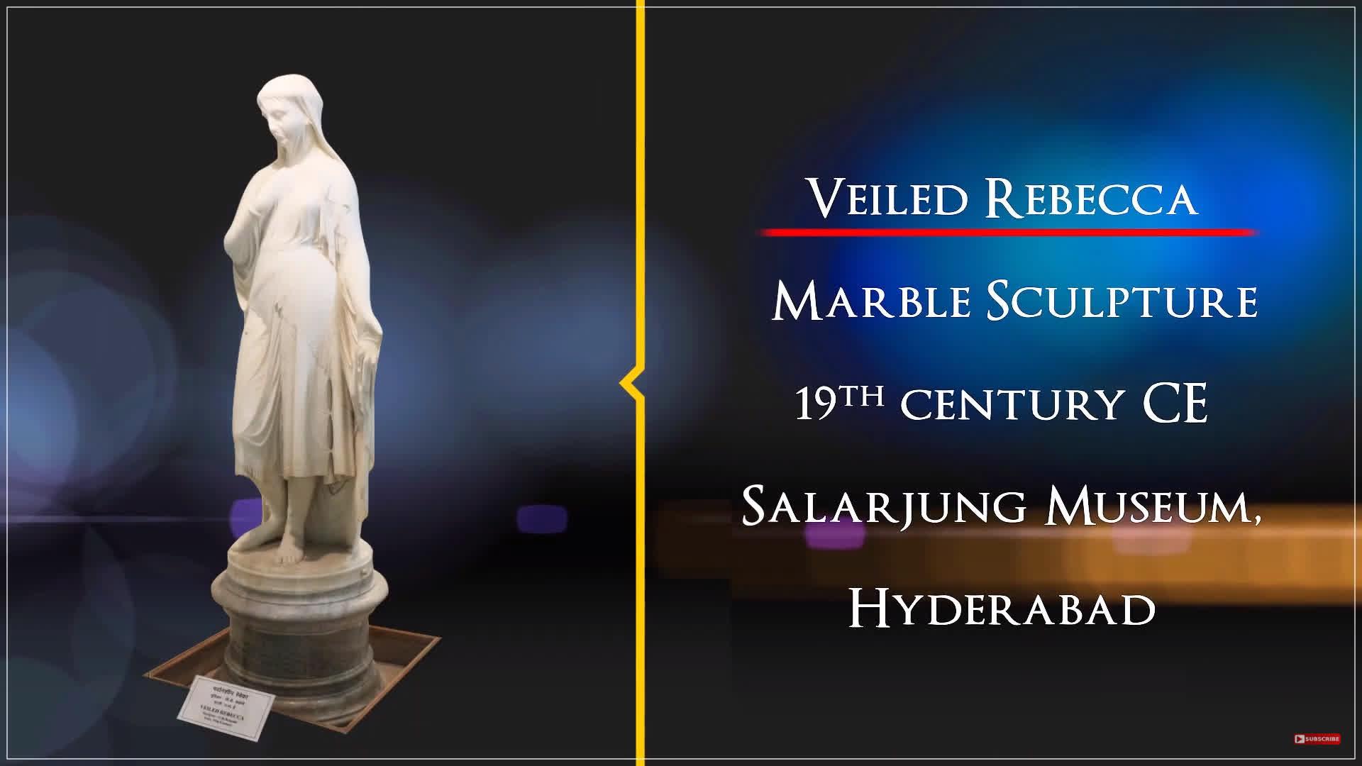 Veiled Rebecca | Treasures of India
