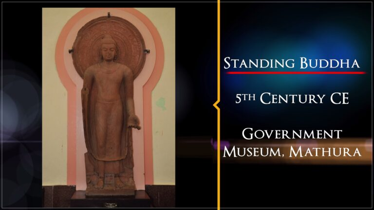 Standing Buddha | Treasures of India