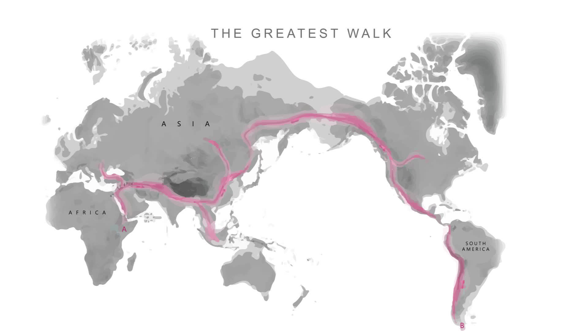 Mapping Human Migration | Tales & Trails