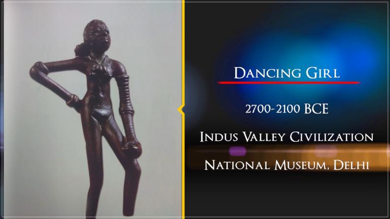 Dancing Girl | Treasures of India