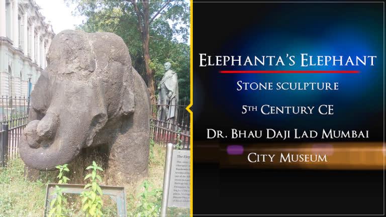 Elephanta's Elephant | Treasures of India