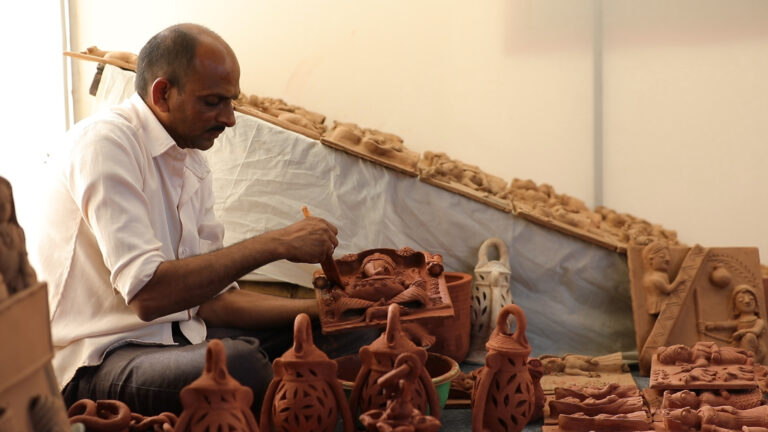 Keeping the Molela Terracotta Legacy Alive | The Power of One