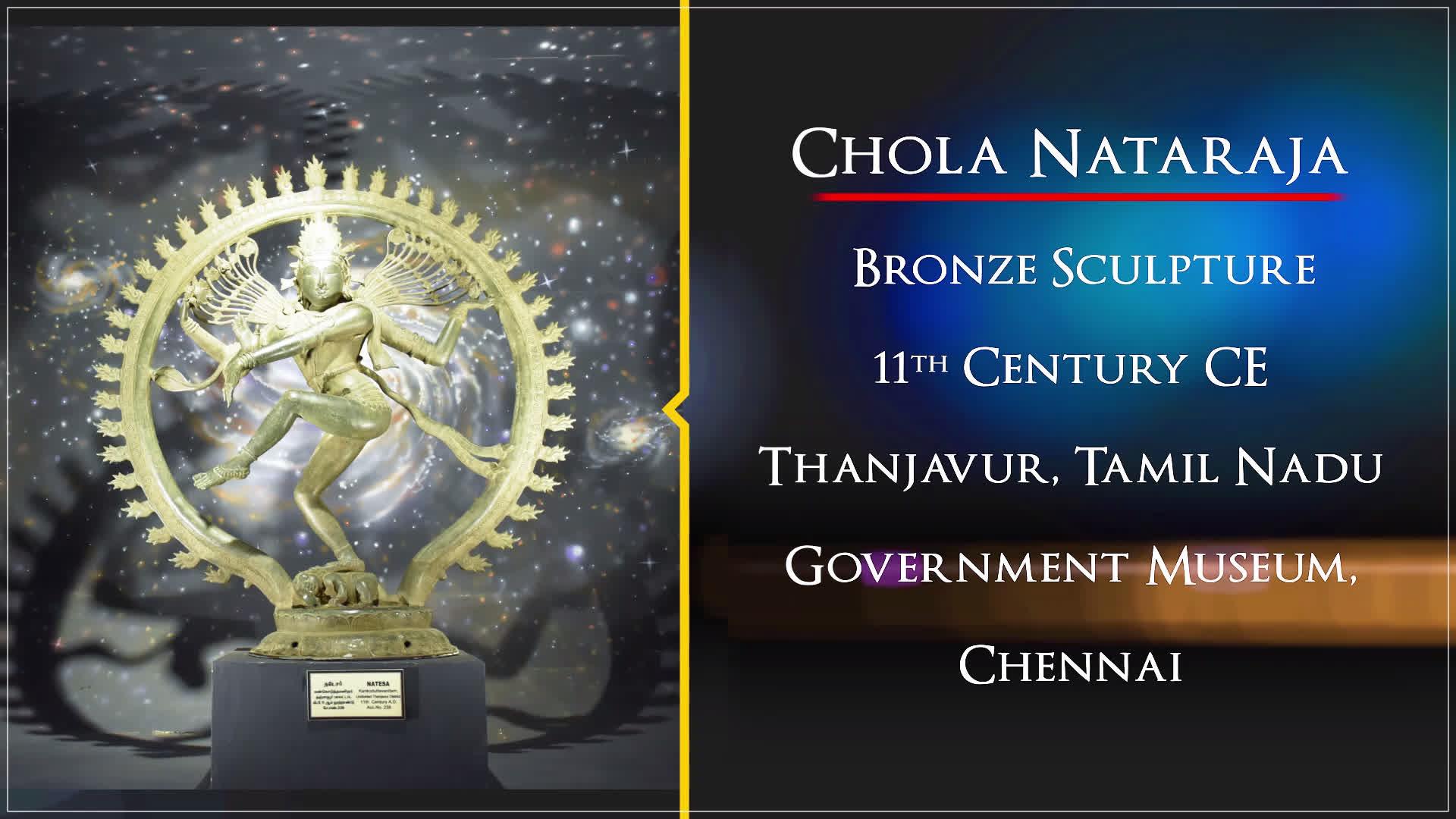 Chola Nataraja | Treasures of India