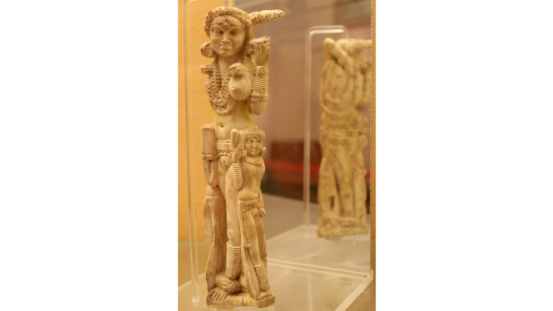 Mystery of the 'Pompeii Lakshmi'