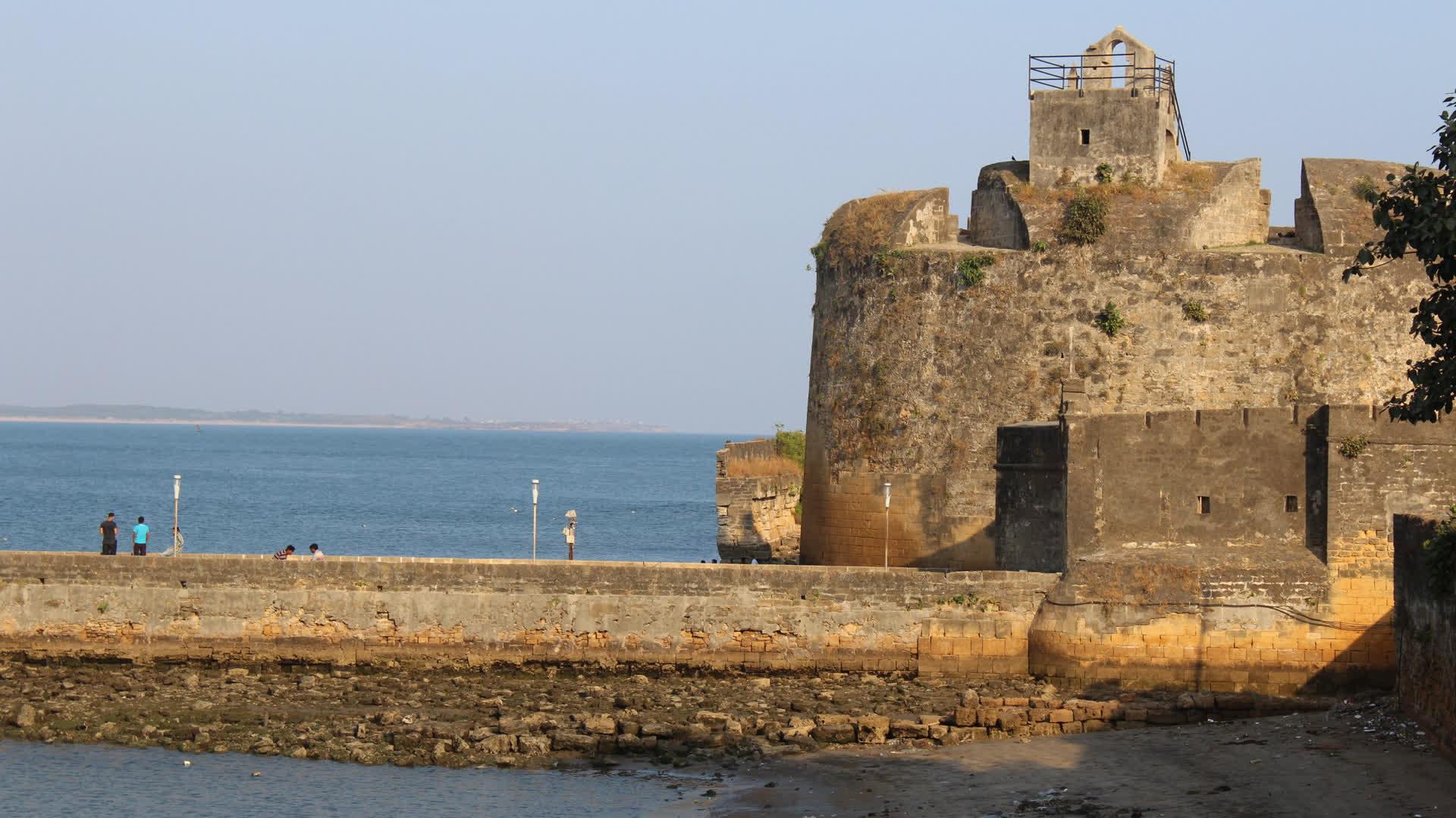 Diu: A Historic Island Outpost
