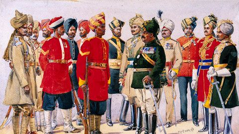 The Indian Army – A Story of Integration