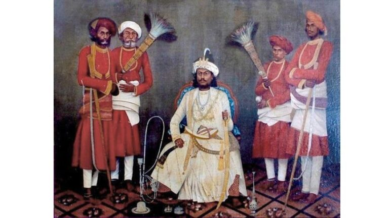 India's African Kings