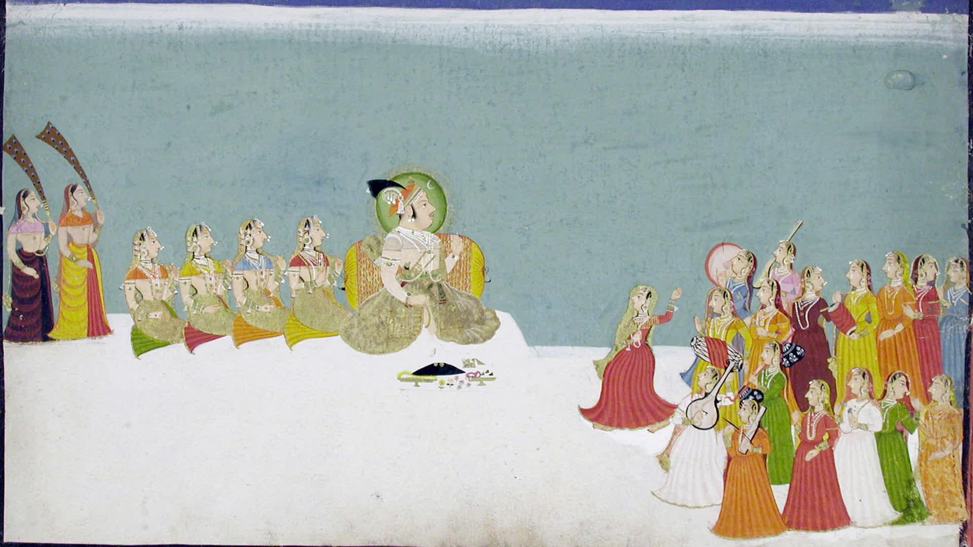 The Living Art of Mewar
